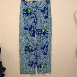Lilly Pulitzer Pants Small Perfect Condition